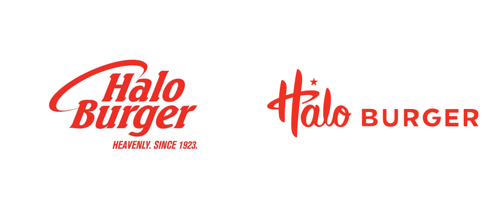 New Logo for Halo Burger by Skidmore Studio