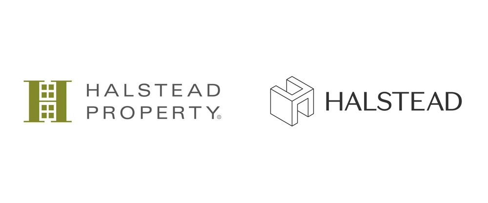 New Logo and Identity for Halstead by Pentagram
