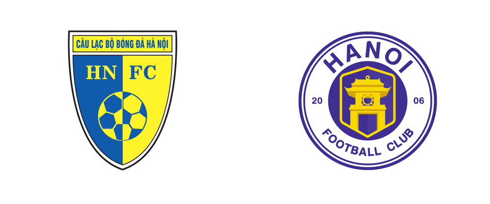 New Logo for Hanoi Football Club by Hiep Nguyen