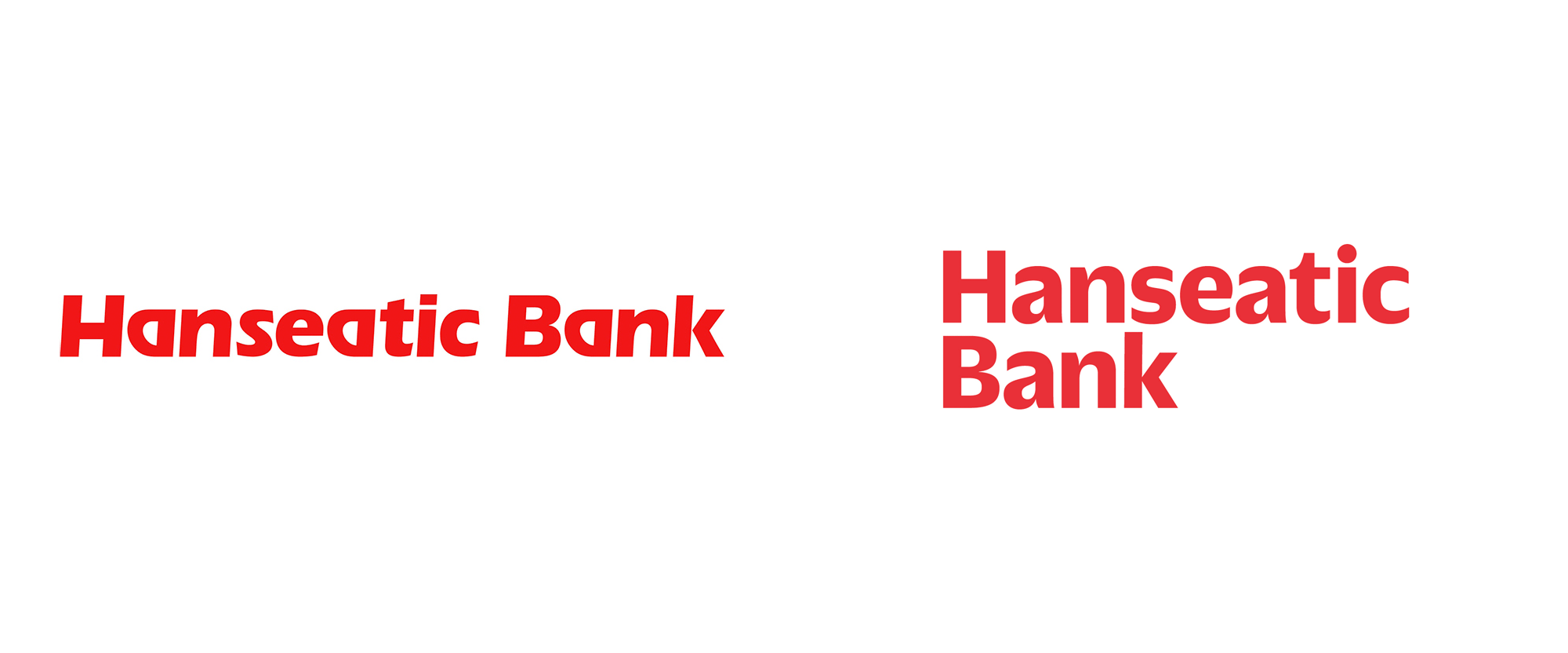 New Logo and Identity for Hanseatic Bank by EIGA Design