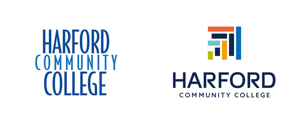 New Logo for Harford Community College by Mission