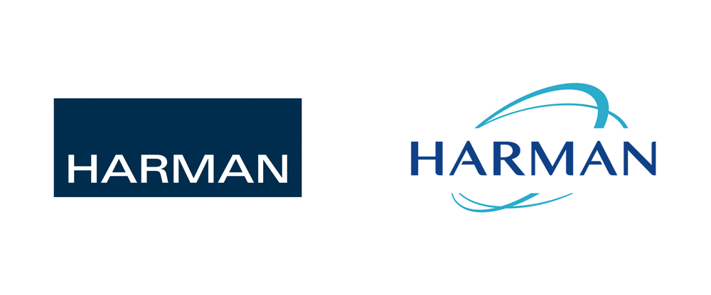 New Logo for Harman