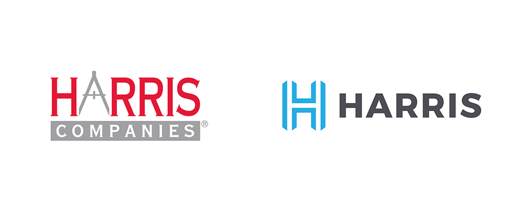 New Logo for Harris by Olive & Company
