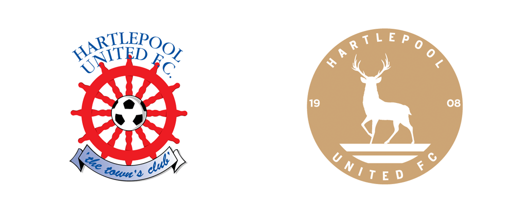 New Logo for Hartlepool United FC by Smart Giant