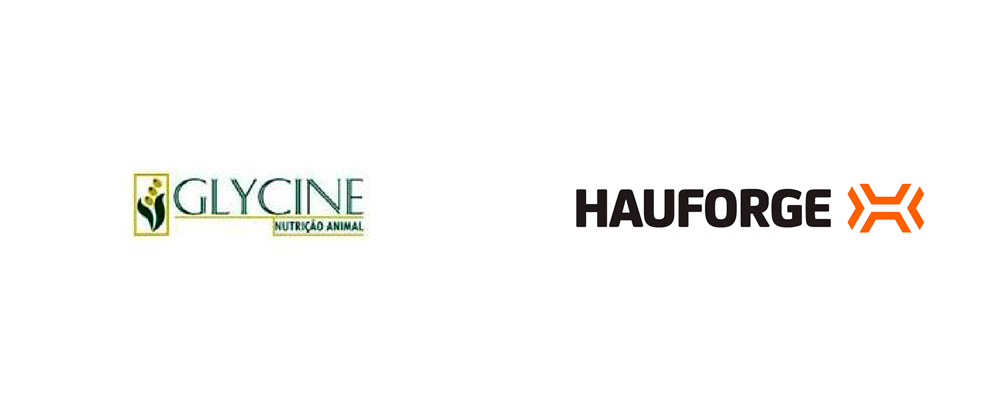 New Name, Logo, and Identity for Hauforge by BR / BAUEN