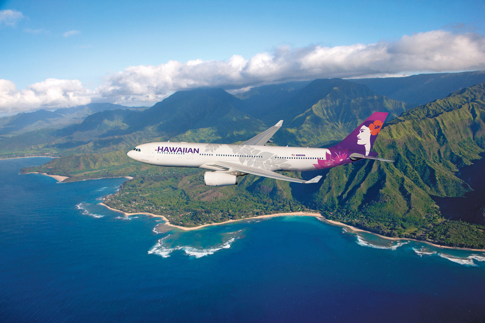 New Logo, Identity, and Livery for Hawaiian Airlines by Lippincott