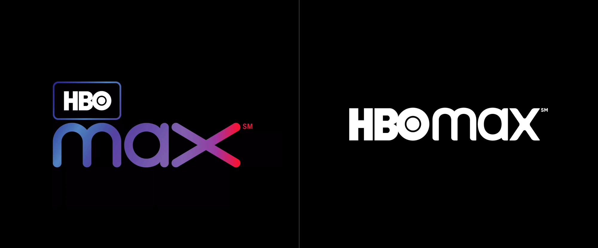 Brand New New Logo For Hbo Max
