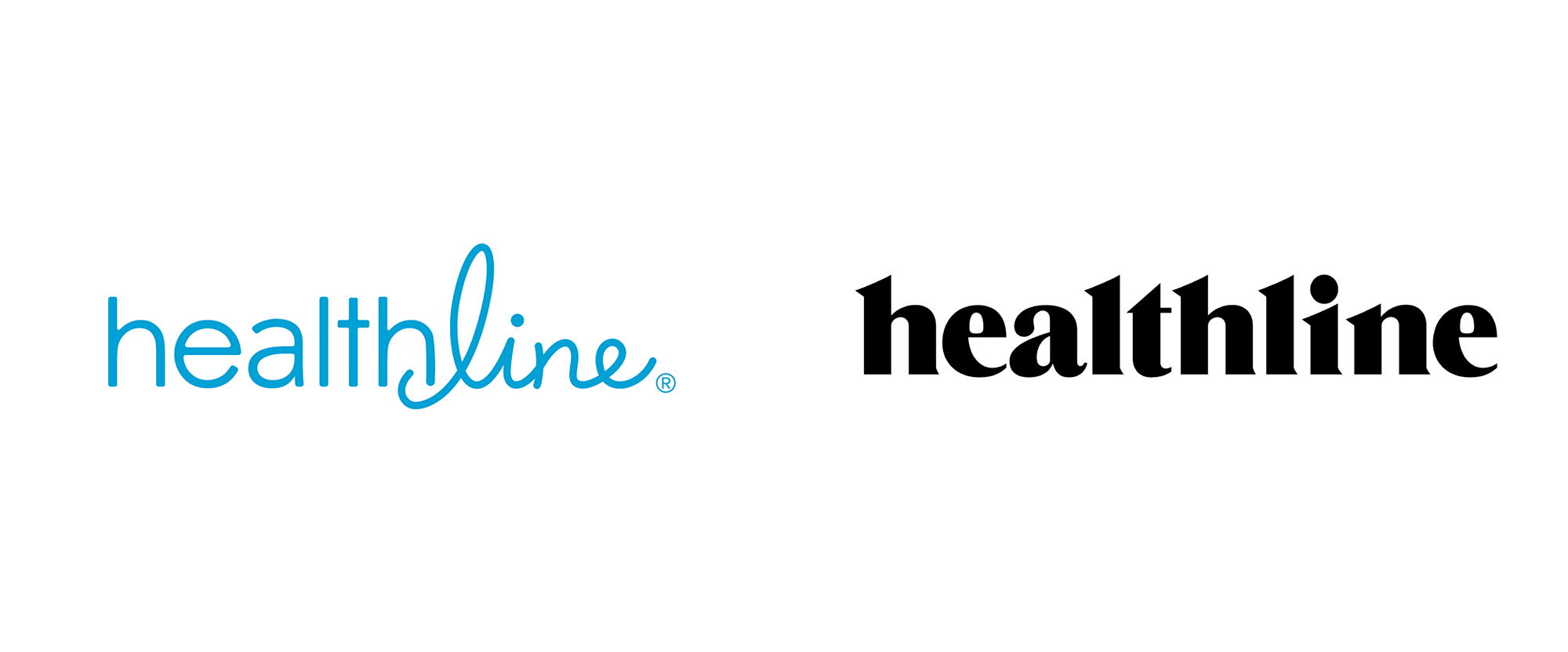 New Logo for Healthline
