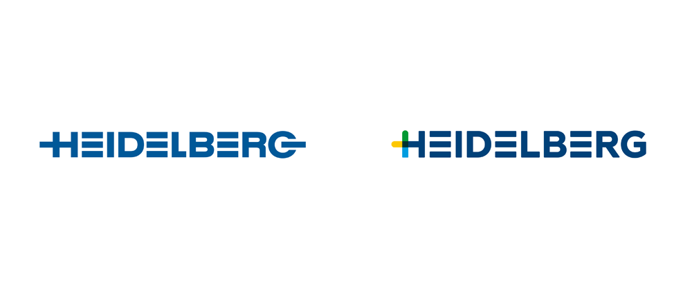 New Logo and Identity for Heidelberg by Peter Schmidt Group