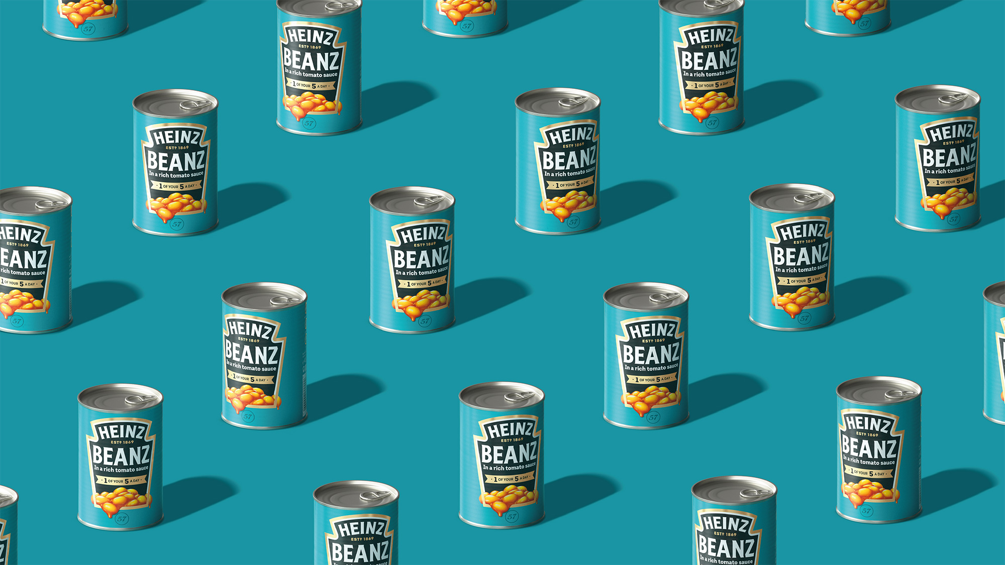 New Master Brand for Heinz by Jones Knowles Ritchie