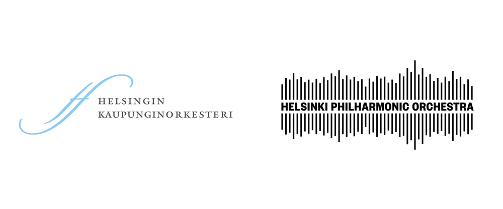 New Logo and Identity for Helsinki Philharmonic Orchestra by Bond