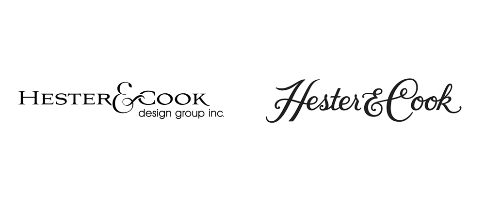 New Logo for Hester & Cook done In-house with Joe Ernst