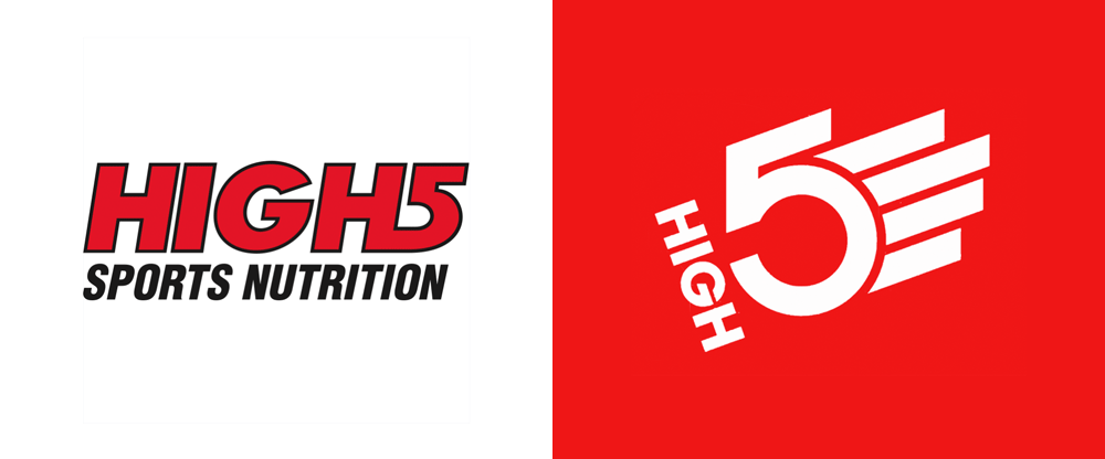 New Logo and Packaging for High5 Sports Nutrition