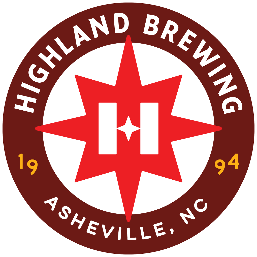 New Logo, Identity, and Packaging for Highland Brewing by Helms Workshop
