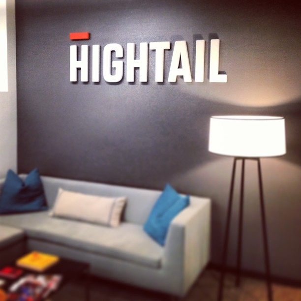 New Logo, Identity and Name for Hightail by Siegel+Gale and In-house