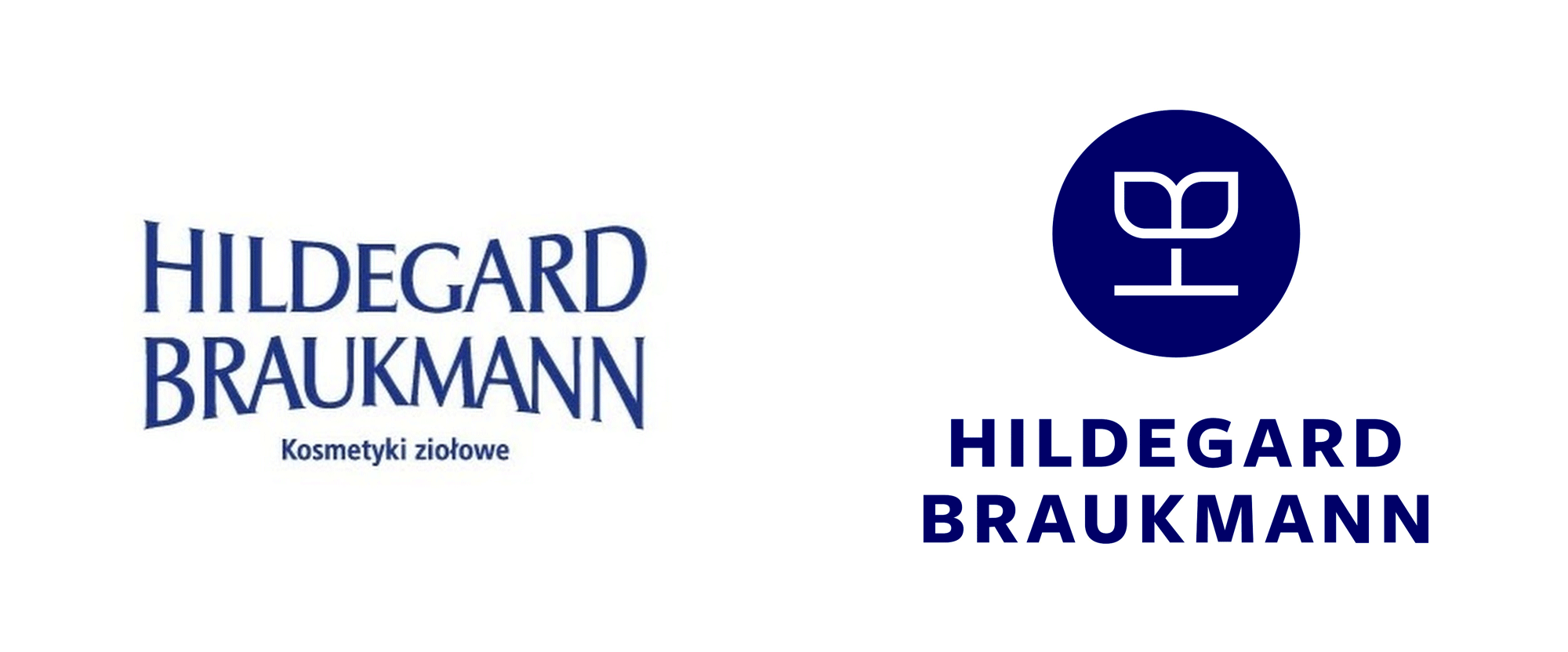 New Logo and Identity for Hildegard Braukmann by wir Design