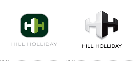 Hill Holliday Goes Minimal