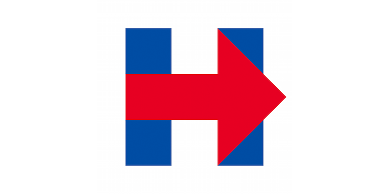 Hillary in 2016 by Pentagram