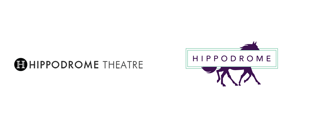New Logo and Identity for Hippodrome Theater by 160over90