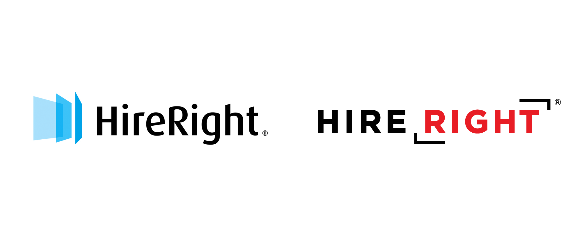 New Logo for HireRight