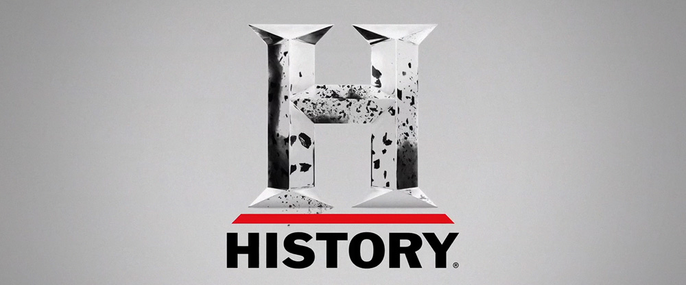 New Identity and On-air Look for History by DixonBaxi