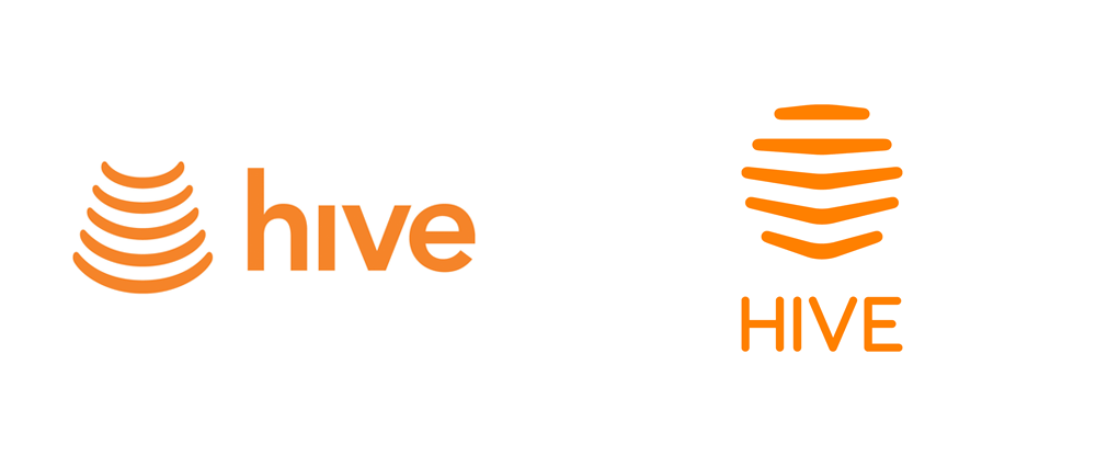 Brand New New Logo And Identity For Hive By Wolff Olins