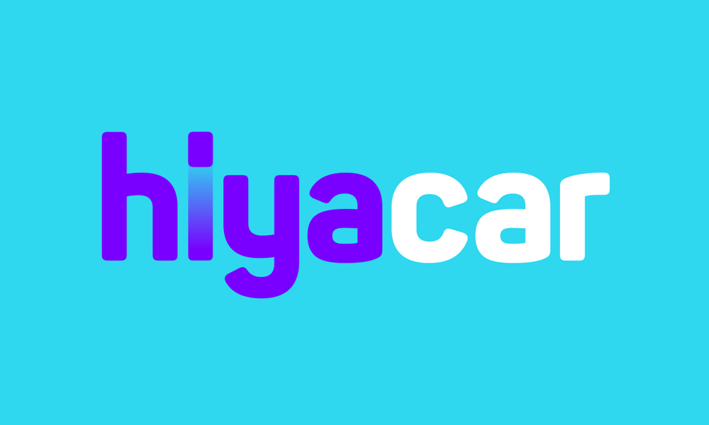 New Logo and Identity for HiyaCar by SomeOne