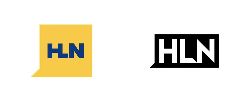 New Logo for HLN