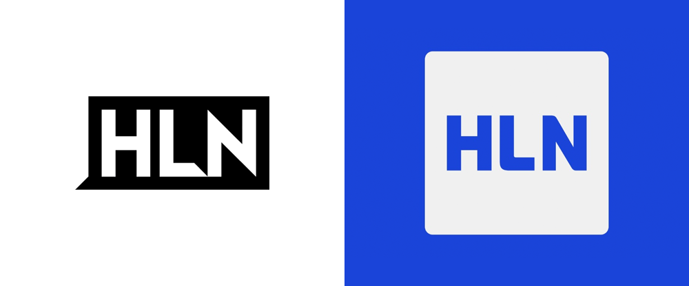 New Logo and On-air Look for HLN by Troika