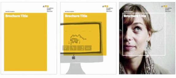Houghton Mifflin Harcourt Logo and Identity