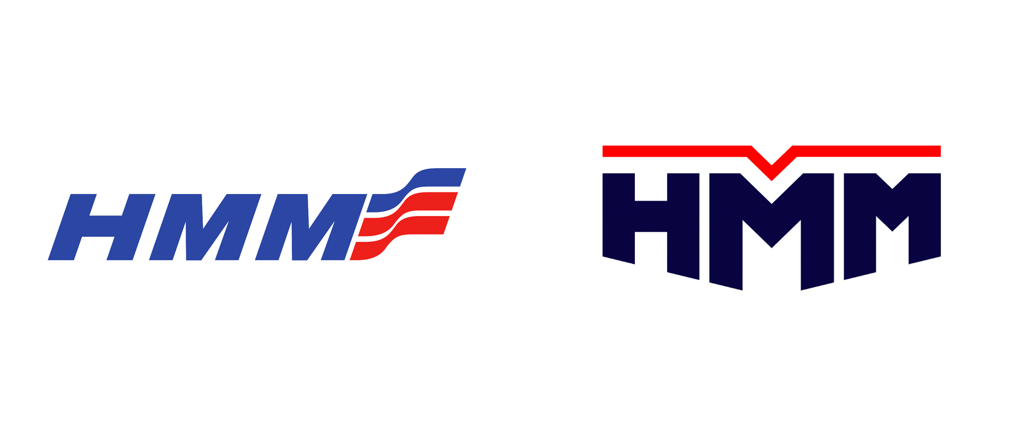 New Logo for Hyundai Merchant Marine