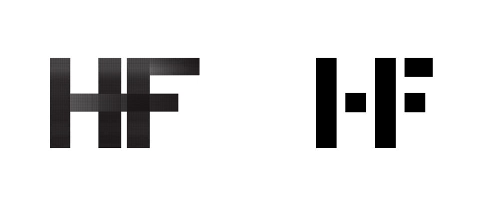 New Logo and Identity for Holland Festival by Thonik
