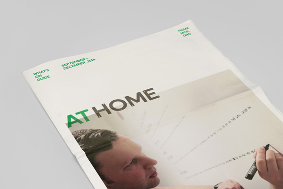 HOME Logo and Identity
