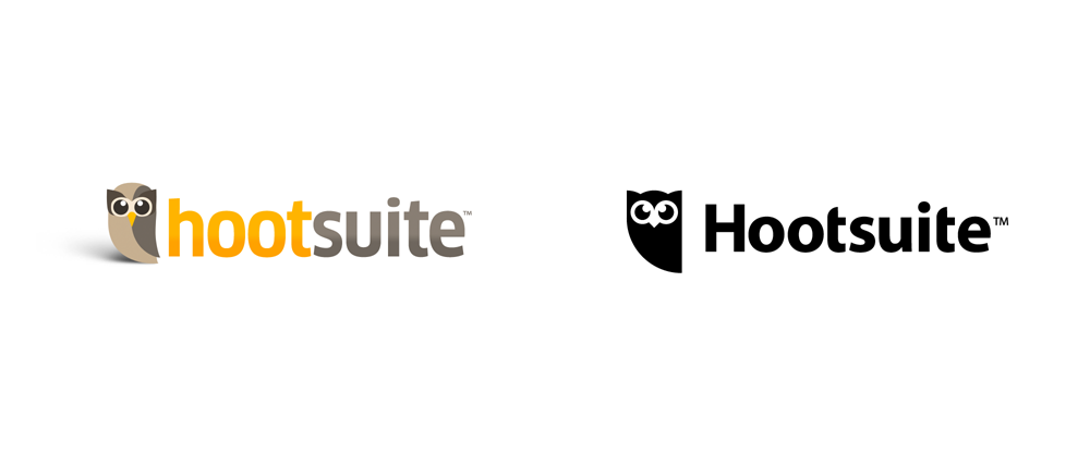 New Logo for Hootsuite by Vigilantes