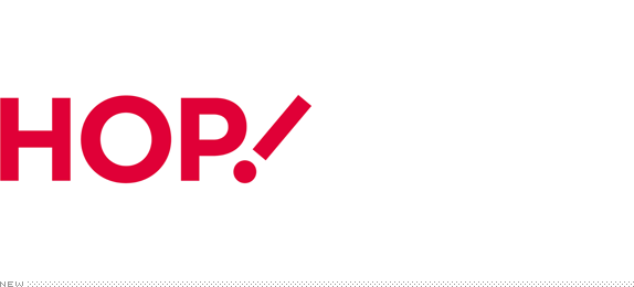 Hop! Logo, New