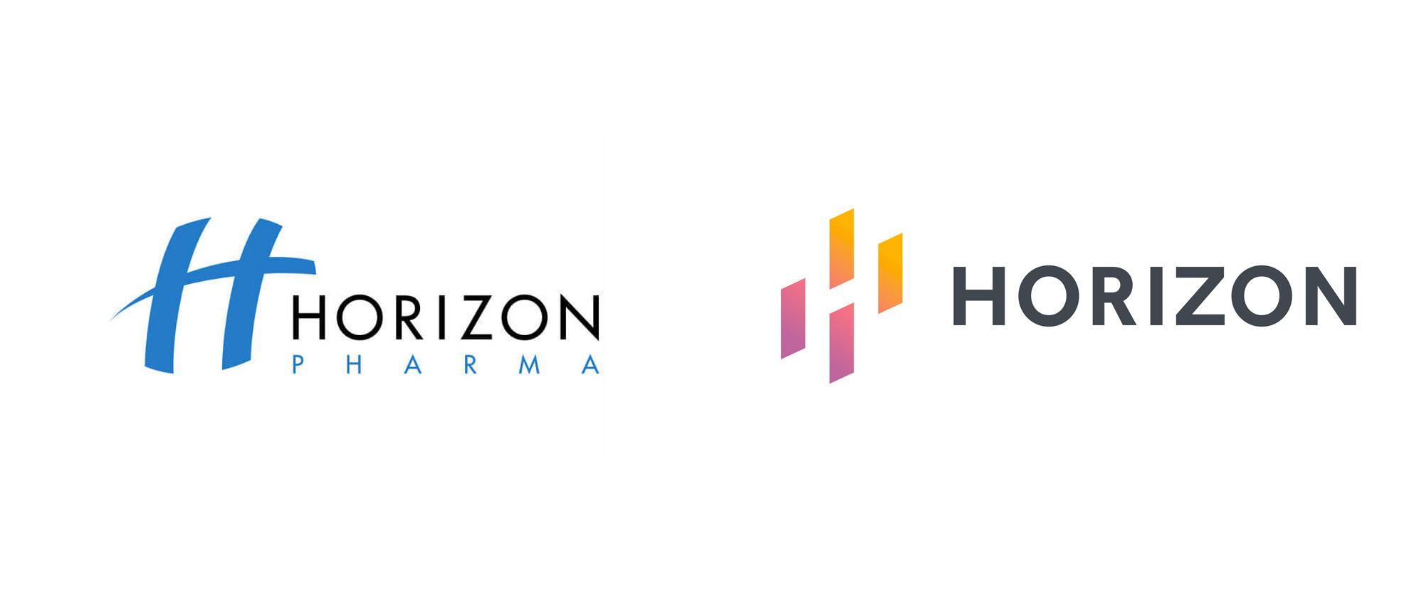 New Logo and Identity for Horizon Therapeutics by W2O