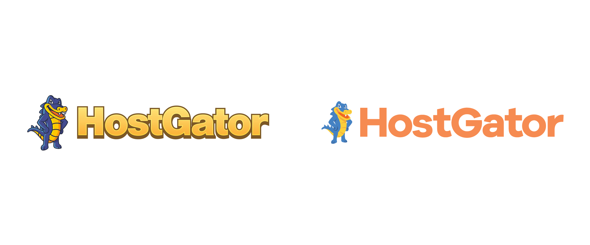 New Logo for HostGator