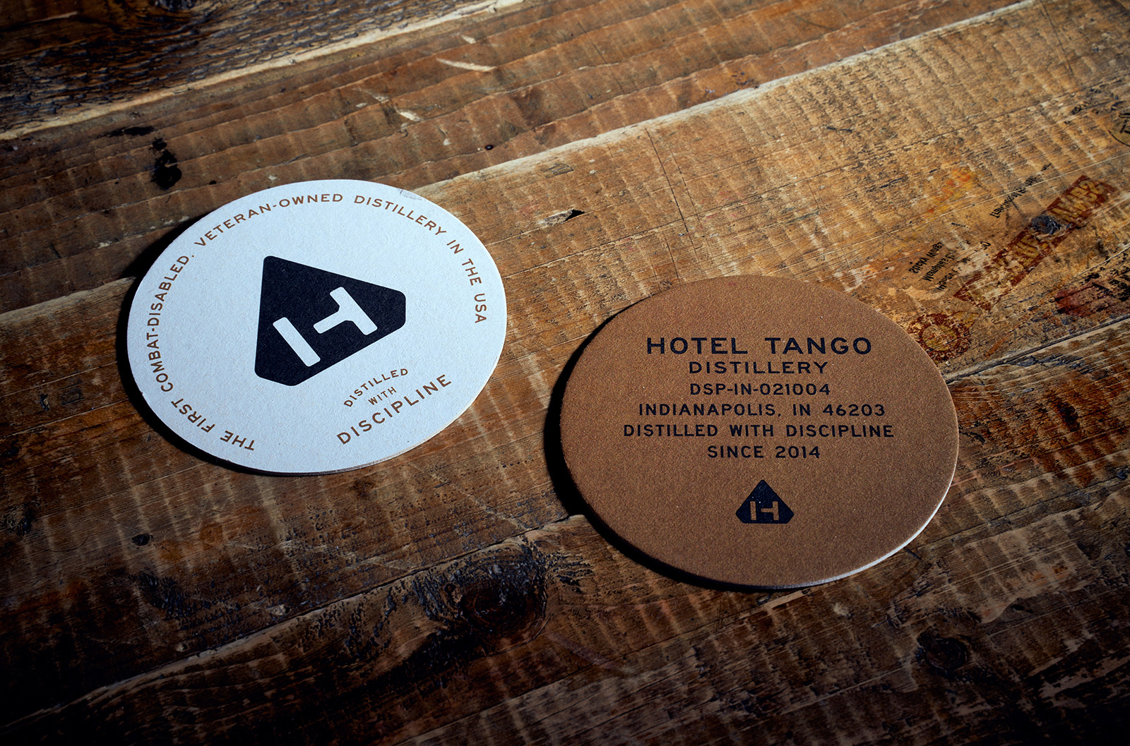 New Logo, Identity, and Packaging for Hotel Tango by Young & Laramore