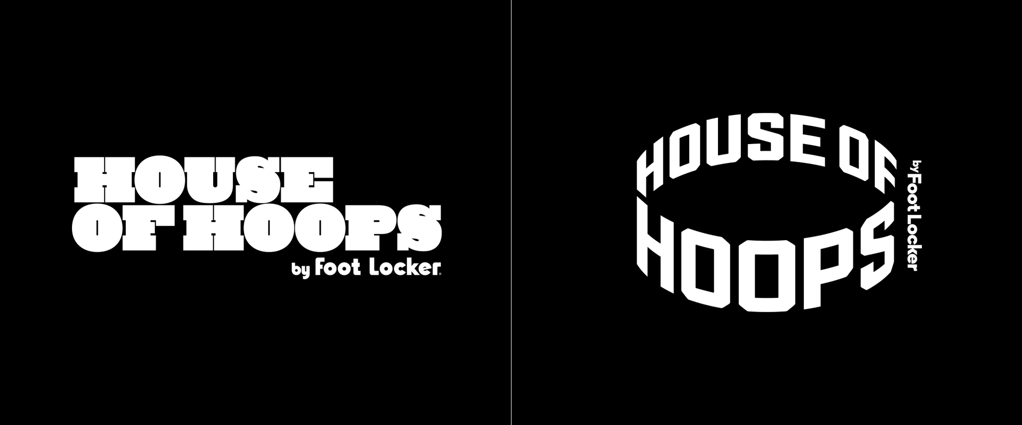 New Logo and Identity for House of Hoops by SouthSouthWest