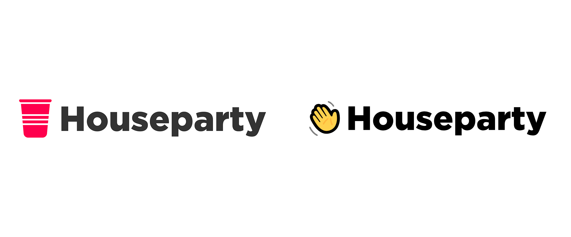 New Logo for Houseparty