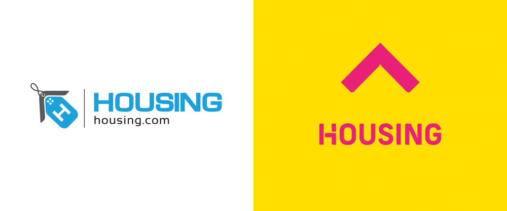 New Logo and Identity for Housing by Moving Brands