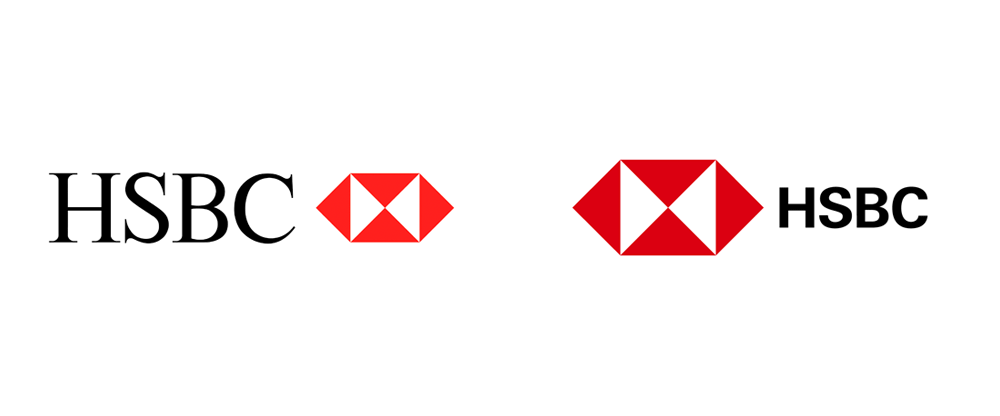 Brand New: New Logo for HSBC