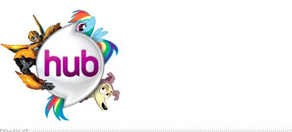Hub Logo, Follow-up