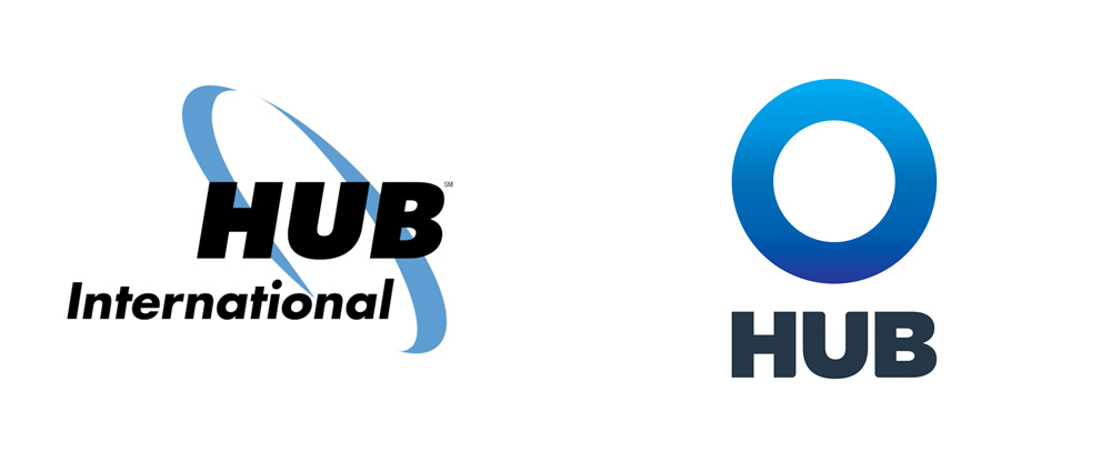 New Logo and Identity for HUB International by McMillan