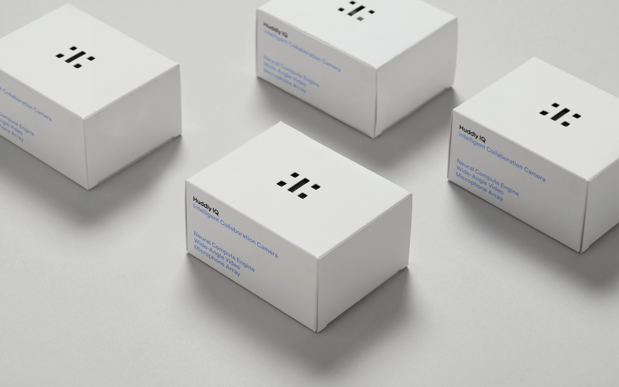 Follow-up: New Logo and Identity for Huddly by Heydays
