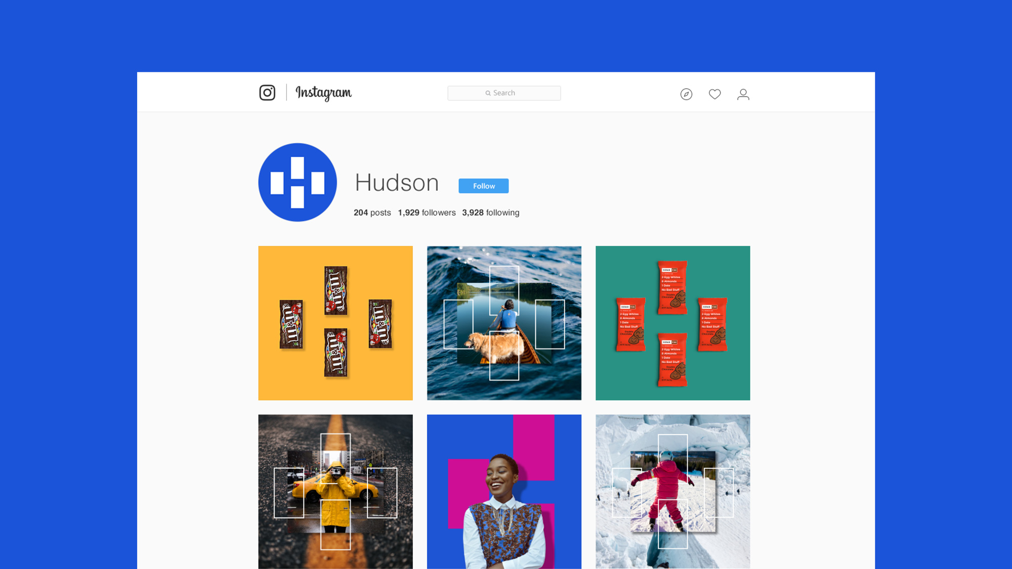 New Logo and Identity for Hudson by Siegel+Gale