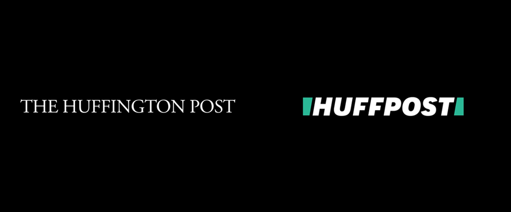 New Logo for HuffPost by Work-Order