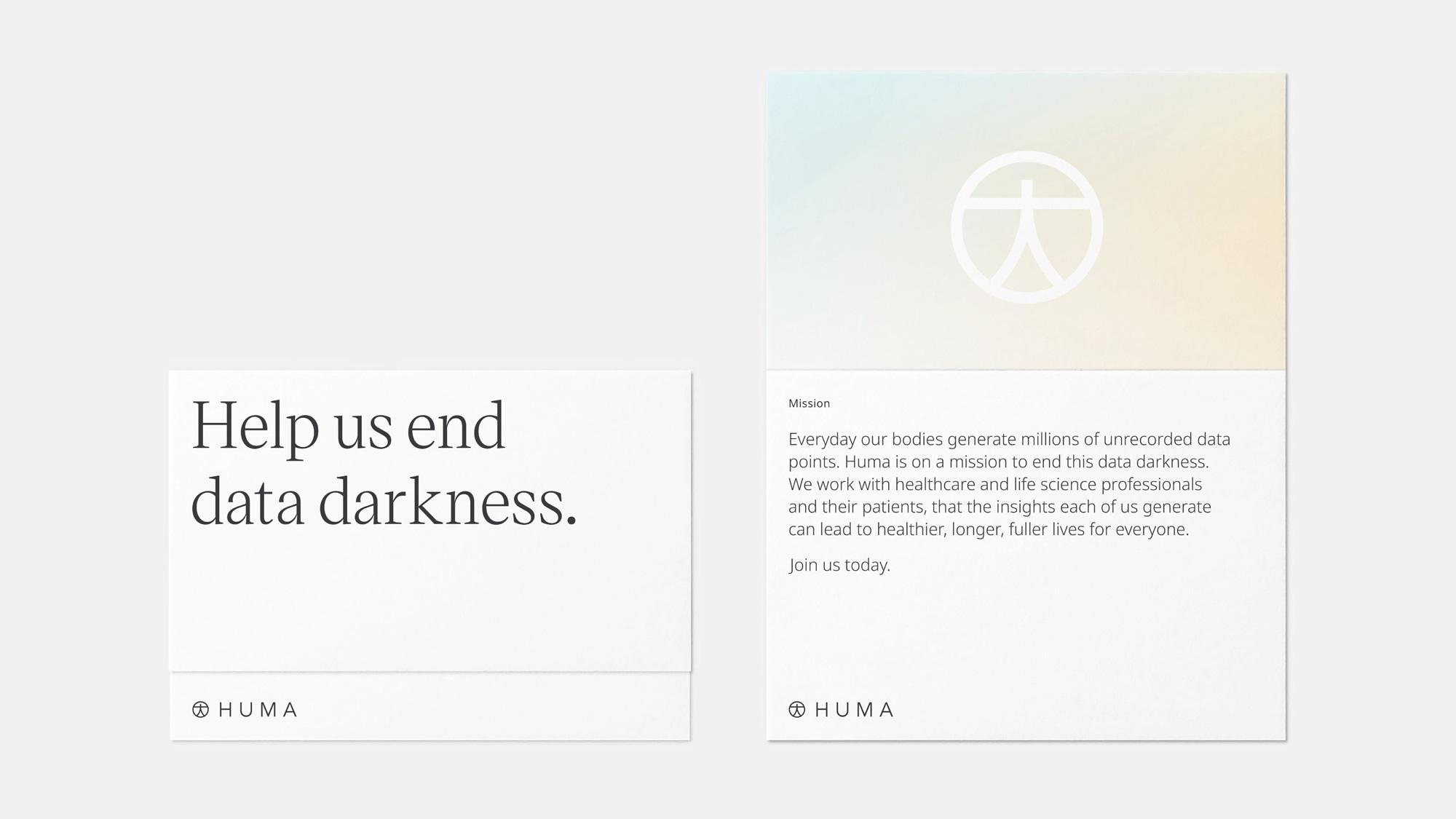 New Name, Logo, and Identity for Huma by Koto