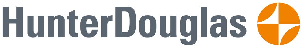 New Logo for HunterDouglas by Chermayeff & Geismar & Haviv