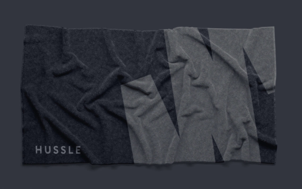 New Name, Logo, and Identity for Hussle by Onwards